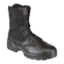 Men's 5.11 Tactical 8in Speed Boot 2.0 with Side Zip Black
