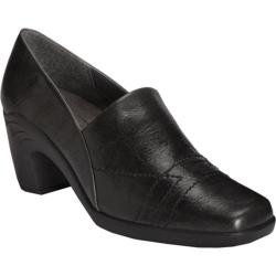 Women's A2 by Aerosoles Hot Sawce Black Synthetic