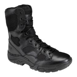 Men's 5.11 Tactical Taclite 8in Boot Side Zip Black