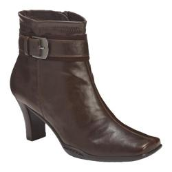 Women's A2 by Aerosoles Cinch Of Luck Brown Synthetic/Faux Suede