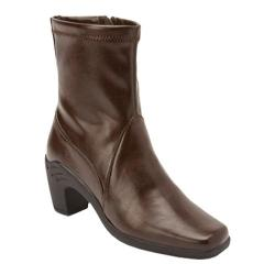 Women's A2 by Aerosoles Sawhorse Dark Brown PU