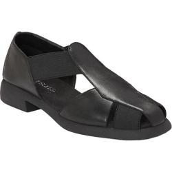 Women's Aerosoles 4 Give Black Leather