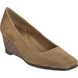 Women's Aerosoles Barecuda Taupe Fabric
