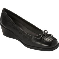 Women's Aerosoles Tempire State Black Leather