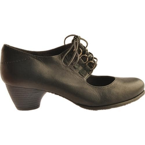 Women's Antia Shoes Adele Black Leather