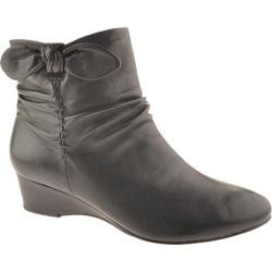 Women's Antia Shoes Cindy Black Sheep Nappa
