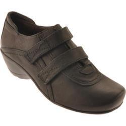 Women's Antia Shoes Edith Black Leather