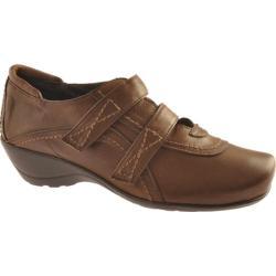 Women's Antia Shoes Edith Cognac Leather
