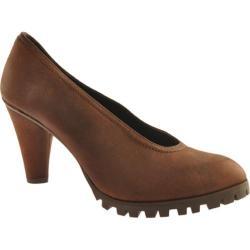 Women's Antia Shoes Gaby Cognac Leather
