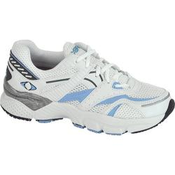 Women's Apex Boss Runner White/Pale Blue