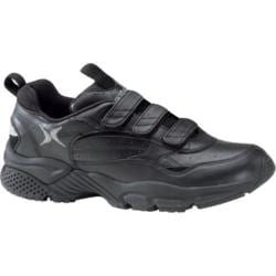 Men's Apex Lenex Triple Strap Walker Black