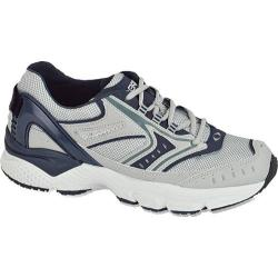 Men's Apex Rhino Runner Silver/Blue Mesh