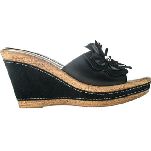 Women's Azura Narcisse Black Leather