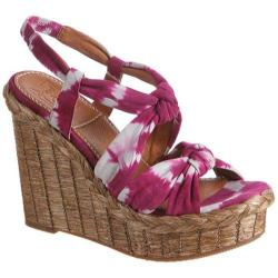 Women's Bacio 61 Bacoli Lily Purple Leather