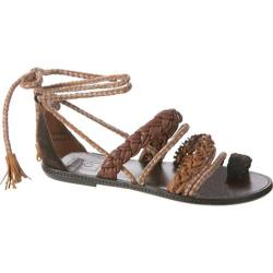 Women's Bacio 61 Leini Brown Multi Leather