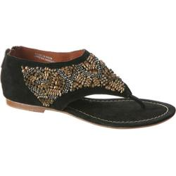 Women's Bacio 61 Parmense Black Leather