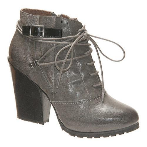 Women's Bacio 61 Pesanti Dust Grey Leather