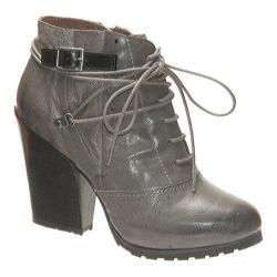 Women's Bacio 61 Pesanti Dust Grey Leather
