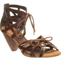 Women's Bacio 61 Trono Oak Leather