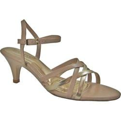 Women's Beira Rio 8137.103 Golden/Beige