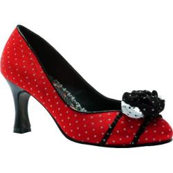 Women's Bettie Page Darlene Red