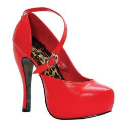 Women's Bettie Page Dolce Red
