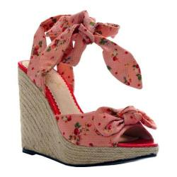 Women's Bettie Page Melissa Pink