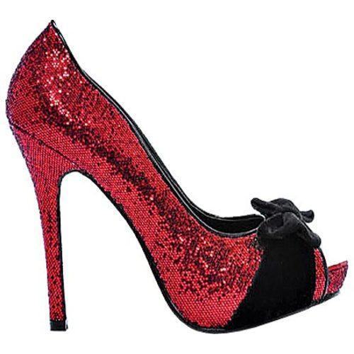 Women's Bettie Page Tempest Red