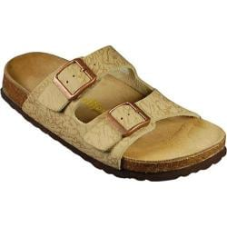 Women's California Footwear Co. Santa Cruz Jungle Sand Nubuck