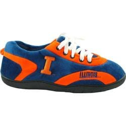 Comfy Feet Illinois Fighting Illini 05 Navy/Orange