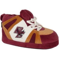 Comfy Feet Boston College 01 Burgundy/Brown/White