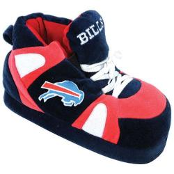 Men's Comfy Feet Buffalo Bills 01 Dark Navy/Red