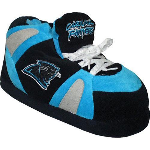 Men's Comfy Feet Carolina Panthers 01 Blue/Black