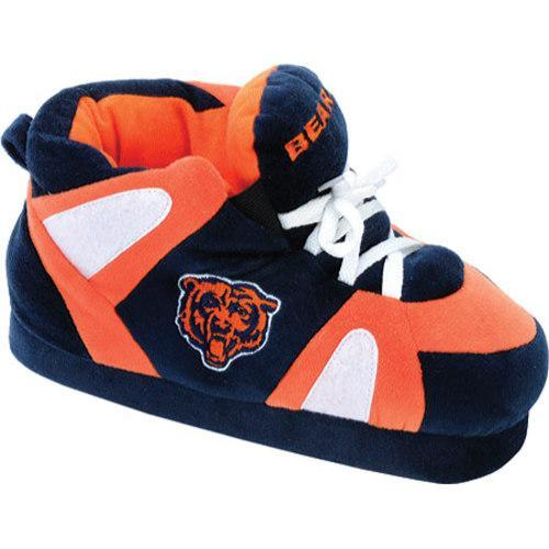 Men's Comfy Feet Chicago Bears 01 Dark Navy/Black