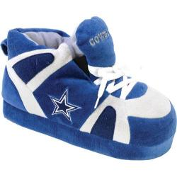 Men's Comfy Feet Dallas Cowboys 01 Navy/Silver
