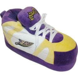 Comfy Feet East Carolina Pirates 01 Purple/Gold/White