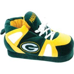Men's Comfy Feet Green Bay Packers 01 Green/Gold