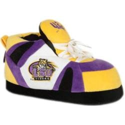 Comfy Feet Louisiana State Tigers 01 Purple/White/Yellow