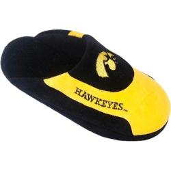 Comfy Feet Iowa Hawkeyes 07 Black/Yellow