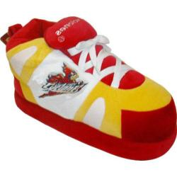 Comfy Feet Iowa State Cyclones 01 Red/Yellow/White