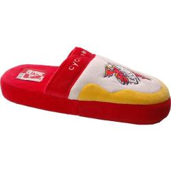 Comfy Feet Iowa State Cyclones 02 Red/Yellow/White