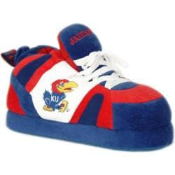 Comfy Feet Kansas Jayhawks 01 Blue/Red/White