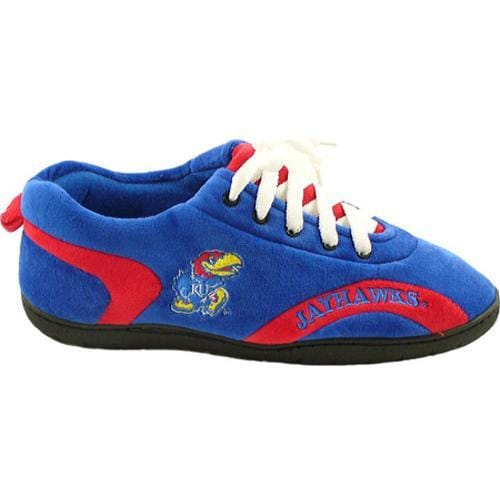 Comfy Feet Kansas Jayhawks 05 Red/Blue