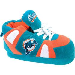 Men's Comfy Feet Miami Dolphins 01 Green/Orange