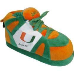 Comfy Feet Miami Hurricanes 01 Green/Orange/White