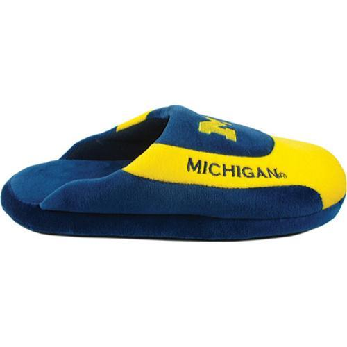 Comfy Feet Michigan Wolverines 07 Blue/Gold