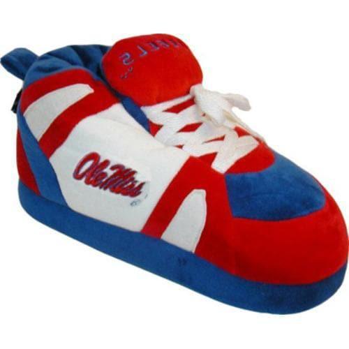Comfy Feet Mississippi Rebels 01 Red/White/Blue