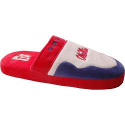 Comfy Feet Mississippi Rebels 02 Red/White/Blue