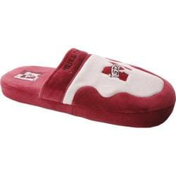 Comfy Feet Mississippi State Bulldogs 02 Burgundy/White