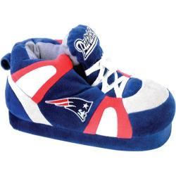 Men's Comfy Feet New England Patriots 01 Blue/Red
